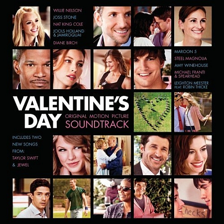 《Valentine's Day》原声大碟