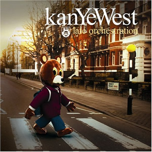 《Late Orchestration》封面