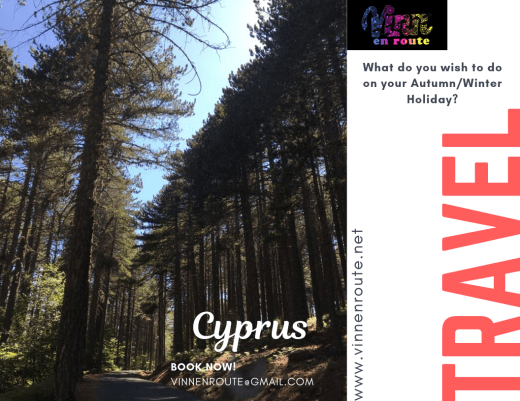 Your Autumn/Winter holiday in Cyprus