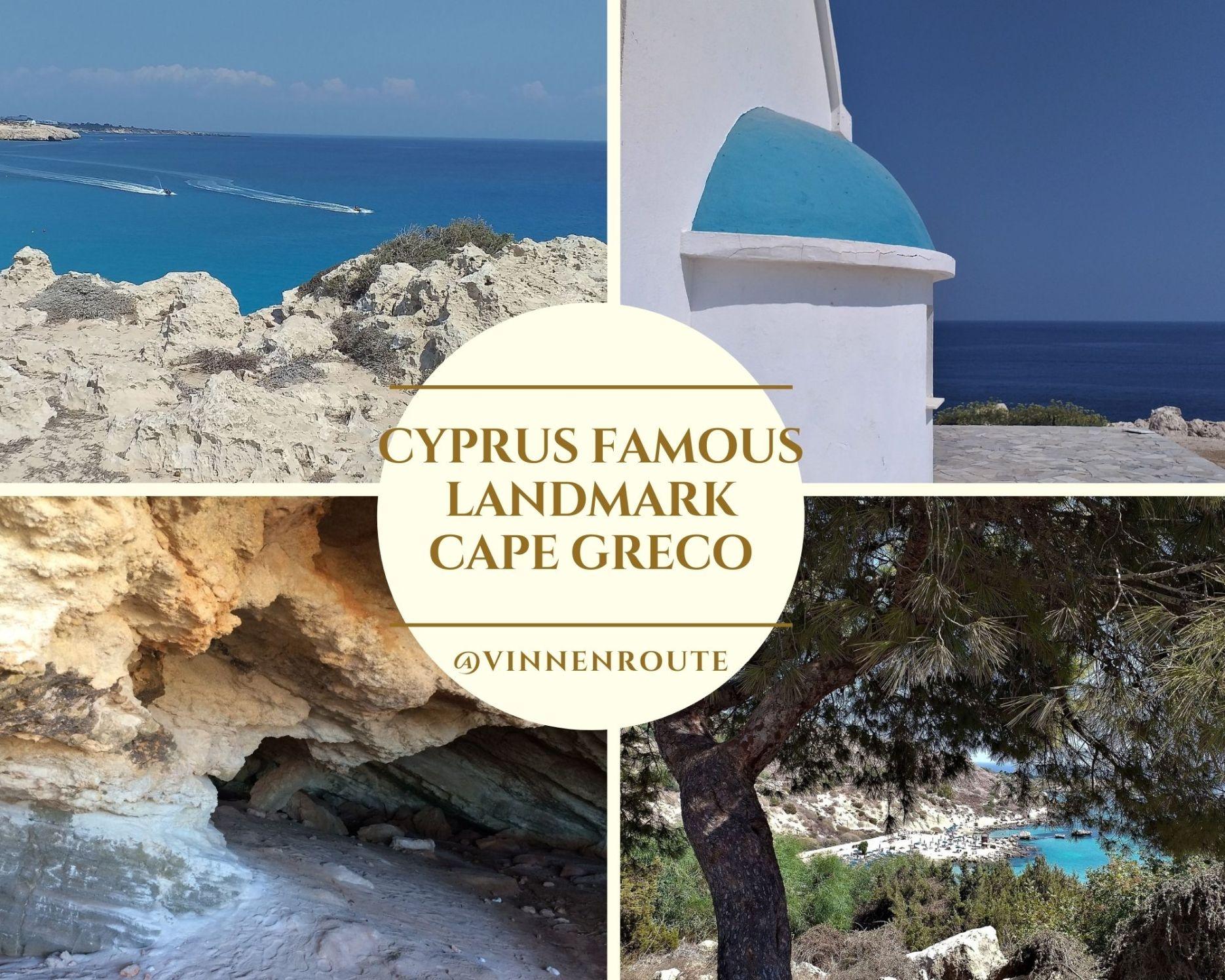 Cape Greco Cyprus