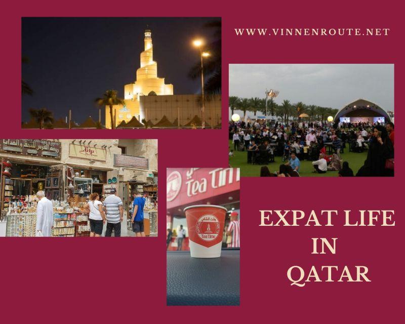 Expat Life in Qatar cpber
