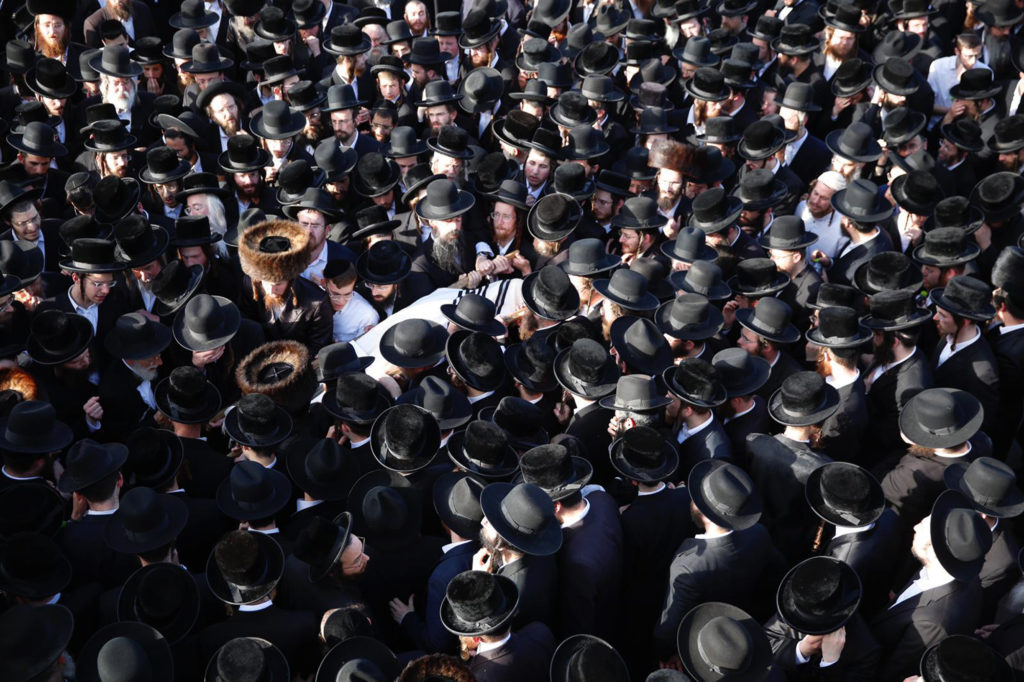 Photos of The Lag B'Omer Tragedy 19