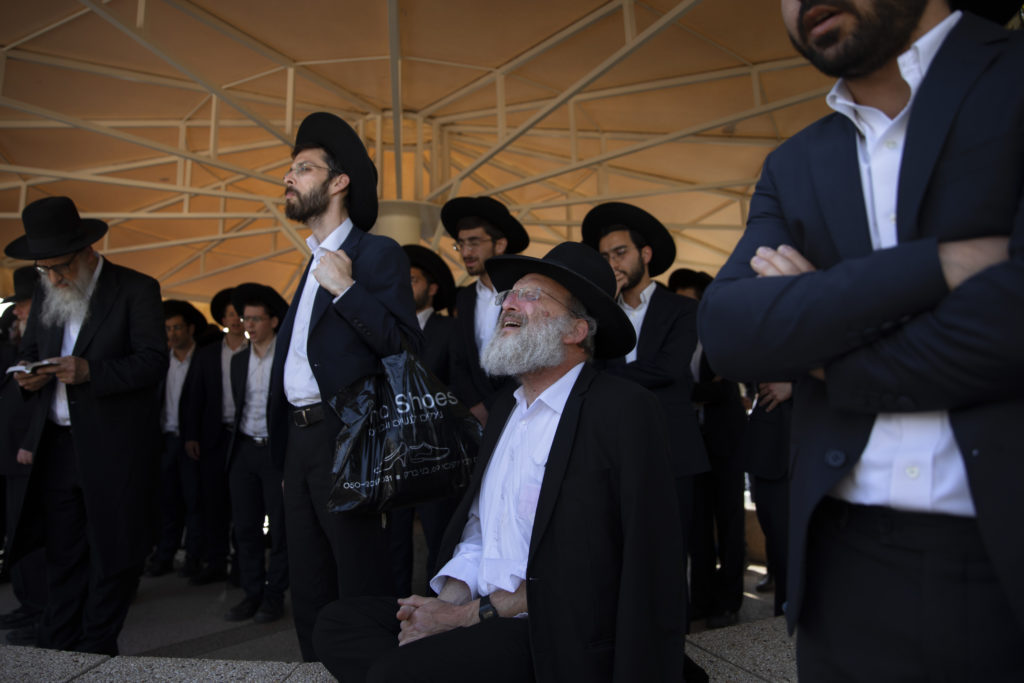 Photos of The Lag B'Omer Tragedy 23
