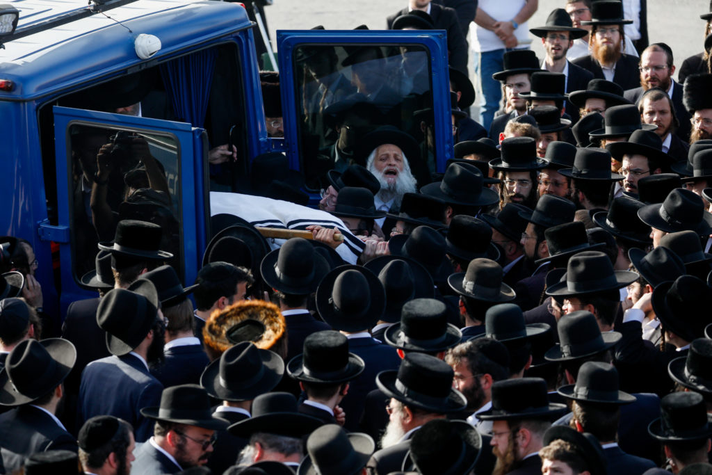 Photos of The Lag B'Omer Tragedy 43