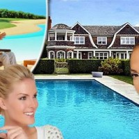 As 5 Piscinas mais Espetaculares dos Famosos #Celebs Beautiful Pools