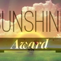 My Second Sunshine Blogger Award