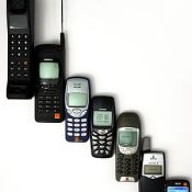 English: Mobile Phone Evolution ???????: ?????…