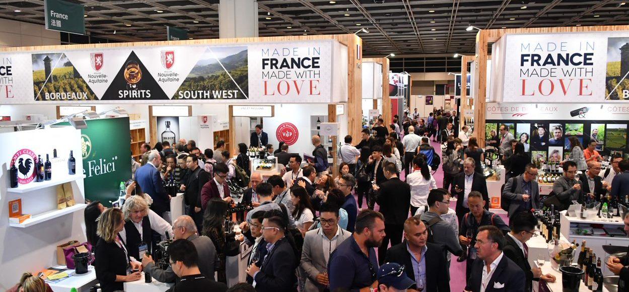 HKTDC Hong Kong International Wine & Spirits Fair (PIC: HKTDC)
