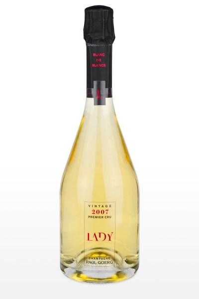 Champagne Paul Goerg - Cuveģe Lady Vintage