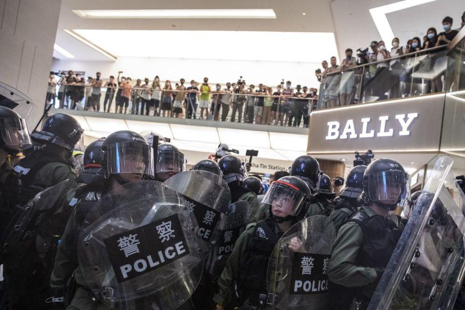 protests hong kong