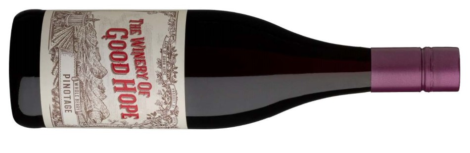 TWOGH Whole Berry Pinotage 2018