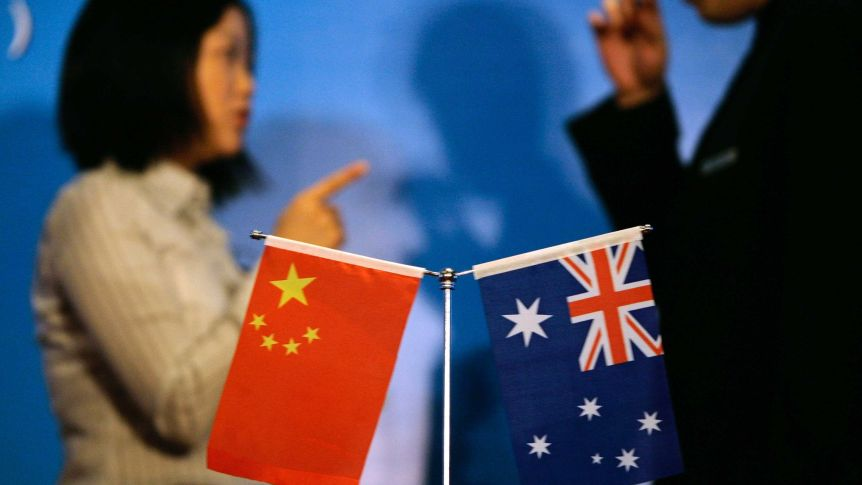 China and Australia's worsening relations would cost Australia its AU$1.3 billion wine exports. (pic: file image)