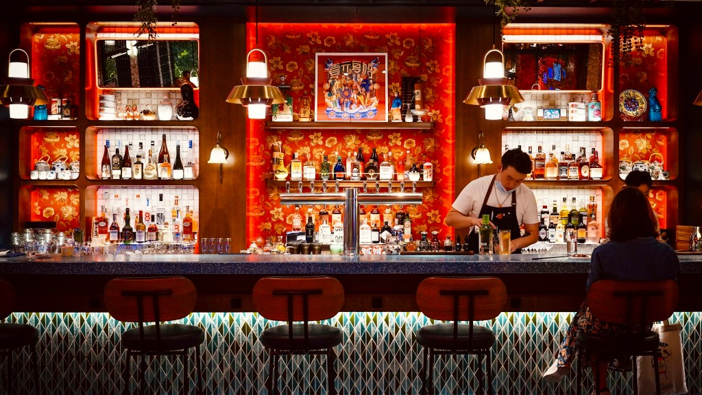 bars in China (pic: file photo)