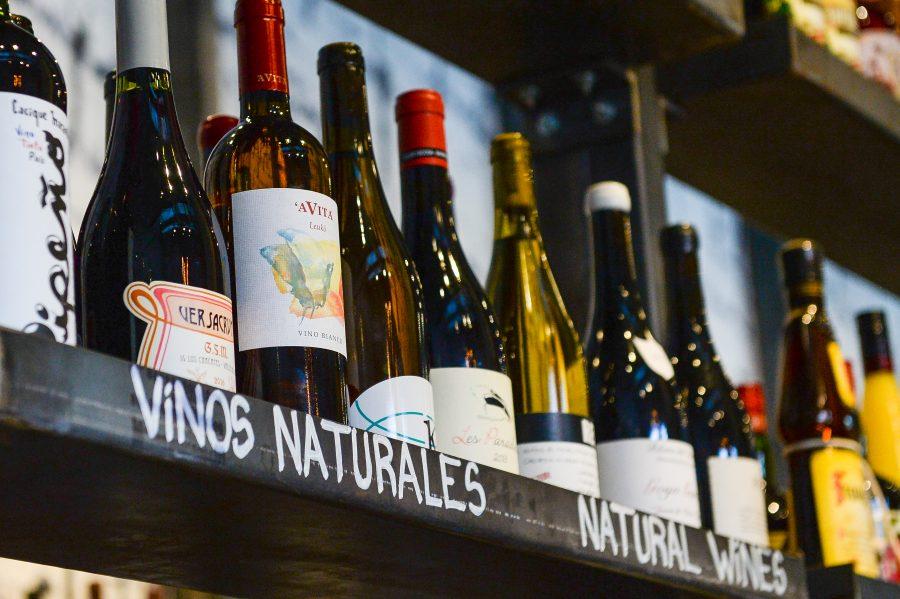 Natural wines (pic: file image)