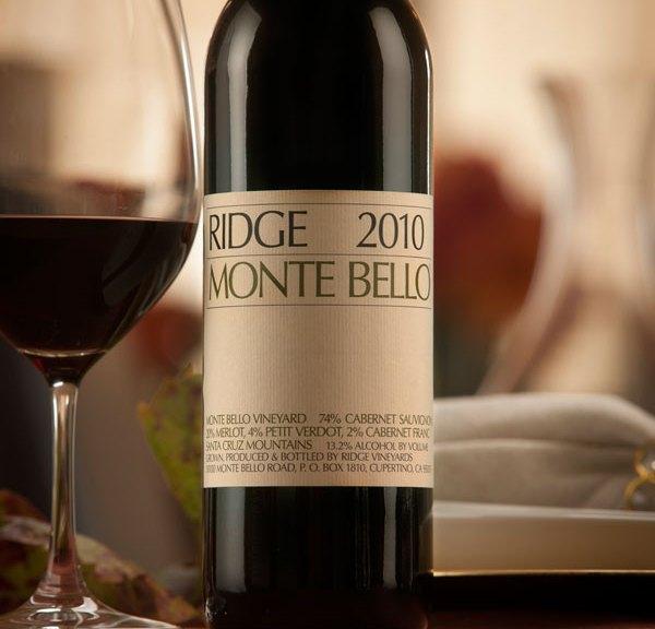 2010 Monte Bello (pic: Ridge Monte Bello)