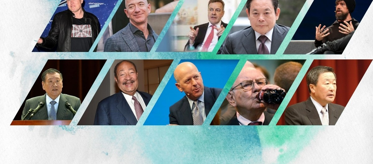 business leaders (pic: Vino Joy News)