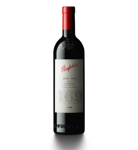 Penfolds Bin 169 will be sold through Bordeaux La Place starting from September 2 (pic: TWE)