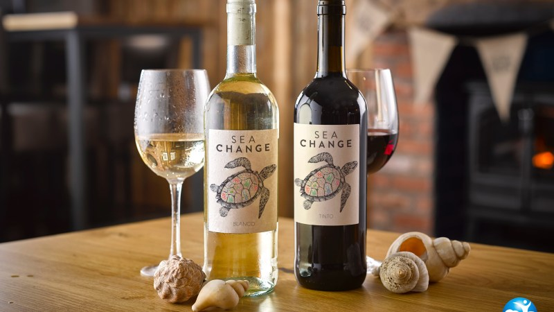 Sea Change claims to be an ethically sourced eco-friendly wine range(Pic: Sea Change)