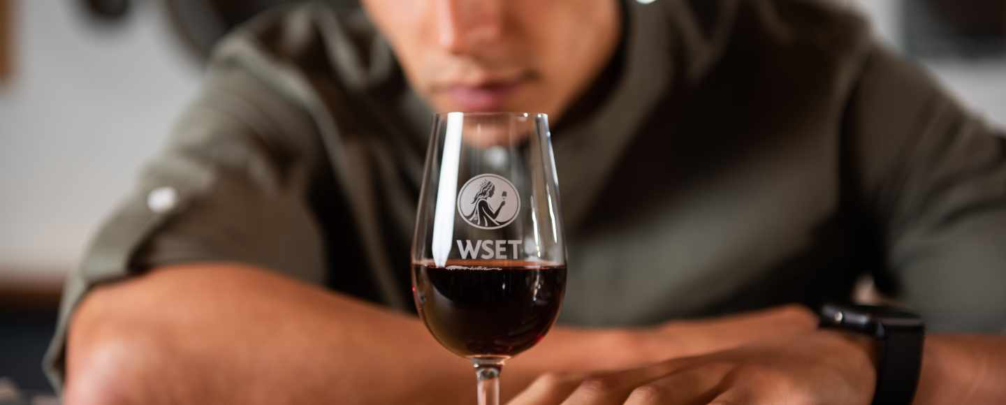 WSET reported record student number (pic: WSET)