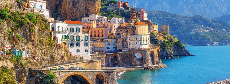 Amalfi coast (pic: Internet)