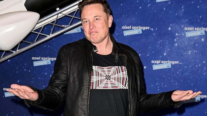 Elon Musk (pic: Getty Image)