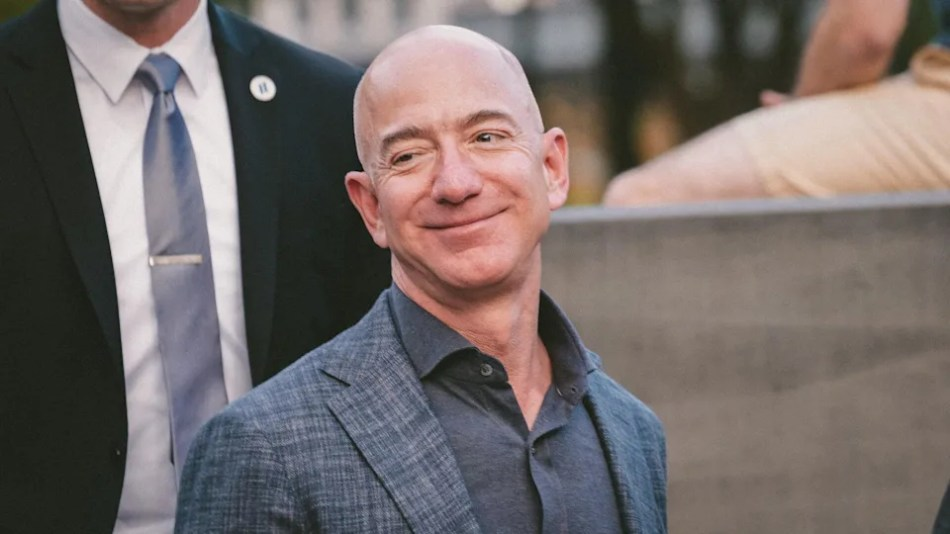 Jeff Bezos, founder of Amazon , is the richest man in the world (pic: lev radin / Shutterstock.com)