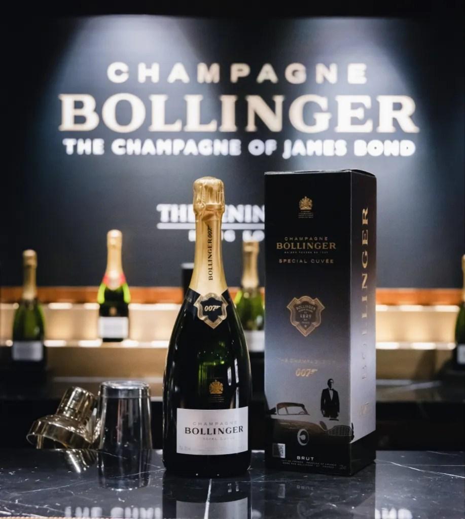 Champagne Bollinger (picture: Jebsen Fine Wines)