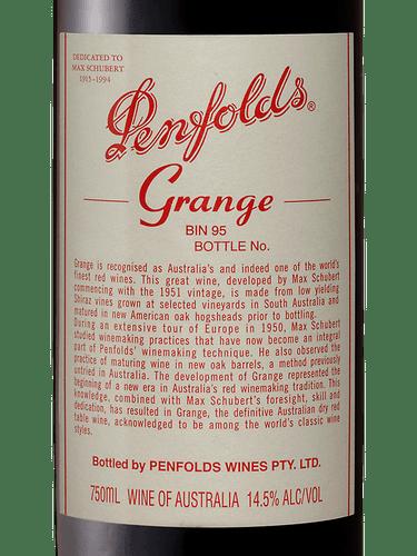 Вино Пенфолдс Грейндж Penfolds Grange