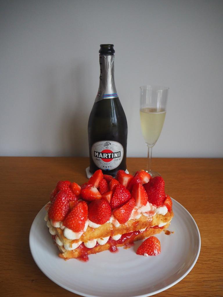 виктория спонж торт Виктория рецепт москато д'асти мартини асти