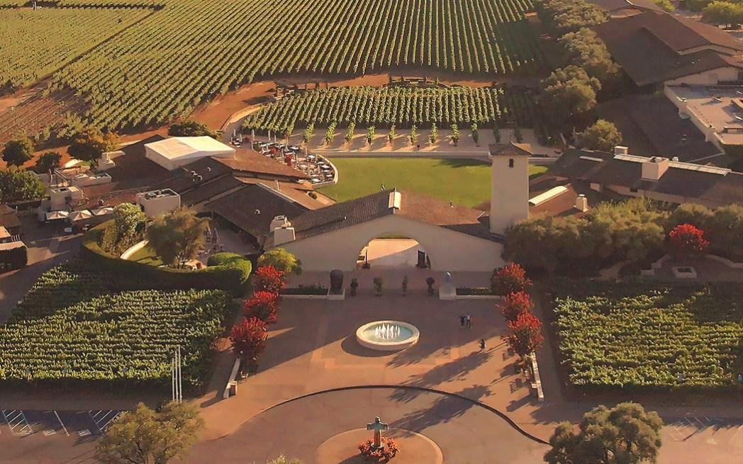 Лучшие винодельни виноградники мира США Роберт Мондави (Robert Mondavi)