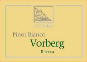 Cantina di Terlano, Pinot Bianco Riserva Vorberg