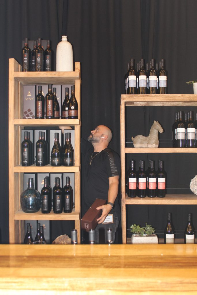 вино Израиля