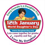 Daughter Day -2 -World