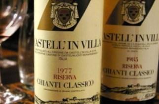 Vino Chianti: Castell'in Villa Wine
