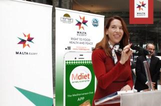 S.E. Vanessa Frazier – Ambasciatrice della Repubblica di Malta in Italia