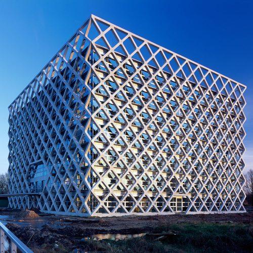 Rafael Viñoly Architects | Mahler 4 Office Tower - Rafael ...
