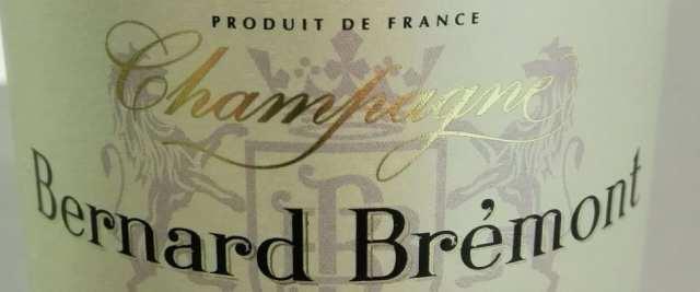 CHAMPAGNE BERNARD BRÉMONT ROSÈ
