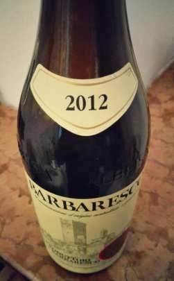 Produttori del Barbaresco 2012