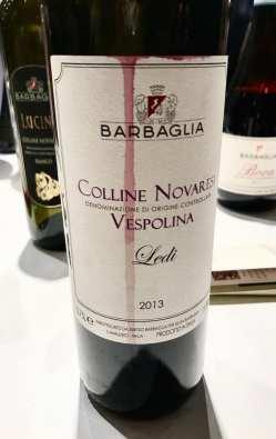 Sergio Barbaglia Vespolina 2013