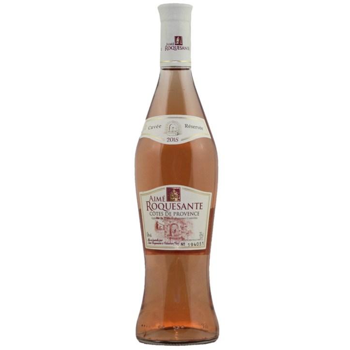 2015 Aime Roquesante Cotes de Provence Cuvee Speciale Rose