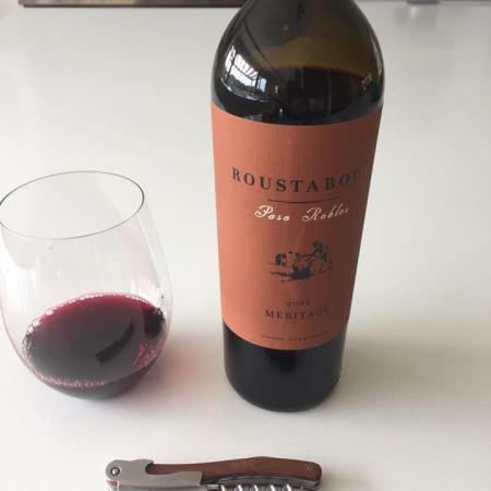 2016 Roustabout Paso Robles Meritage