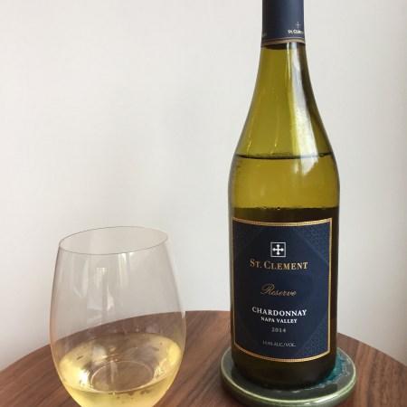 2014 St. Clement Chardonnay, Napa Valley