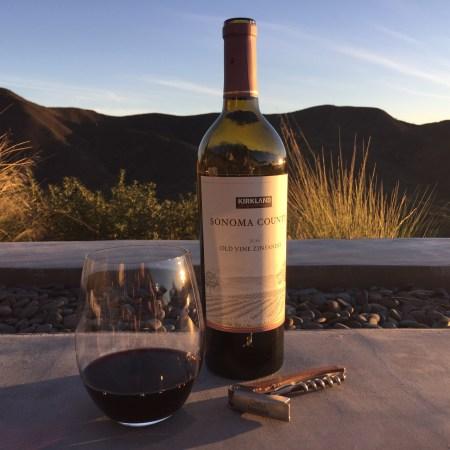 2016 Kirkland Signature Old Vine Zinfandel, Sonoma County
