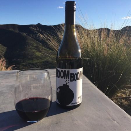2016 Charles Smith Wines Boom Boom Syrah, Washington State