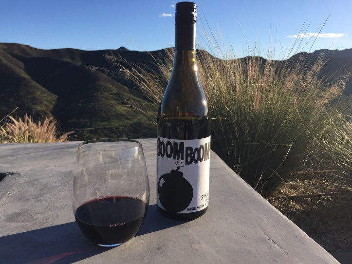 2016 Charles Smith Wines Boom Boom Syrah, Washington State