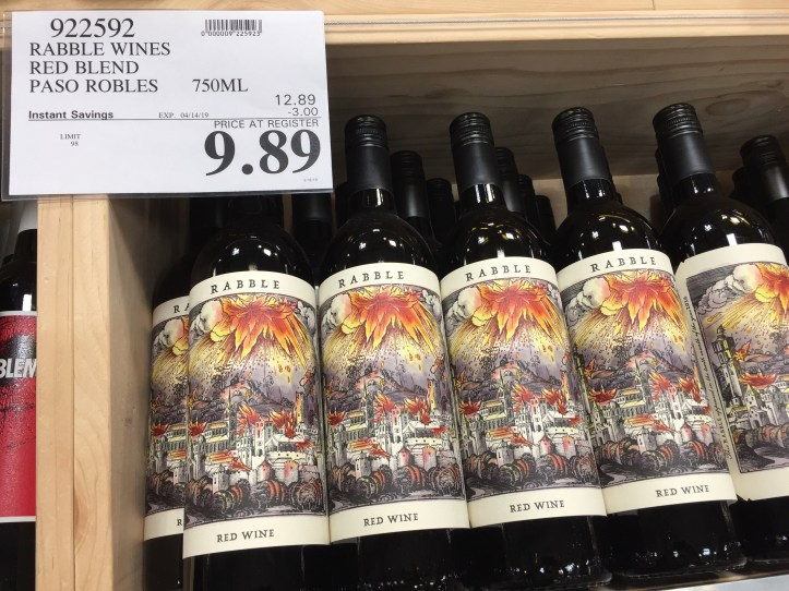 Rabble Wines Red Blend Paso Robles
