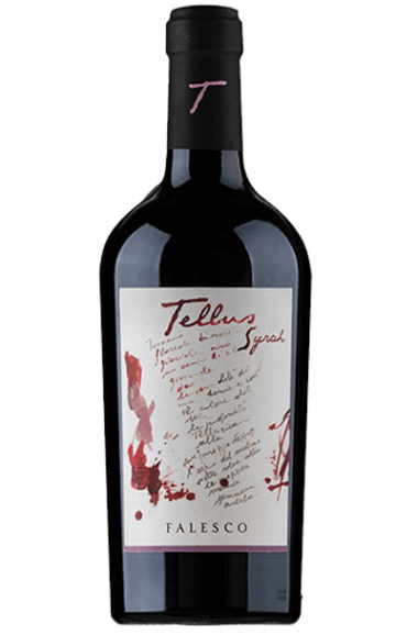 """""""Tellus"""" 2017 750 ML"""