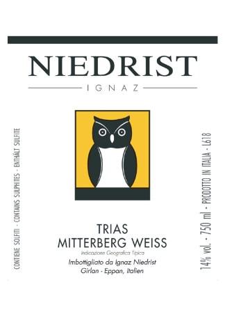 Vinopolis - Tenuta Ignaz Niedrist - Trias