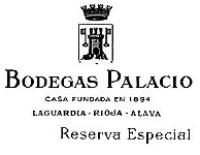 Etiqueta Bodegas Palacio