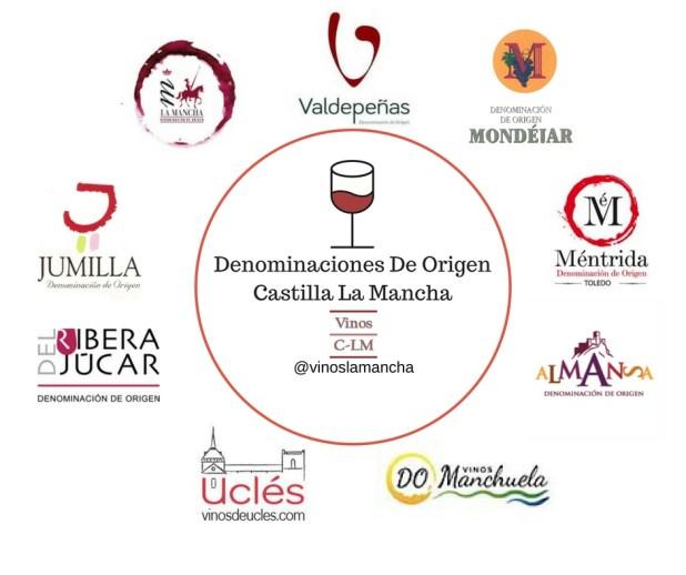 denominacion de origen vinos de castilla la mancha